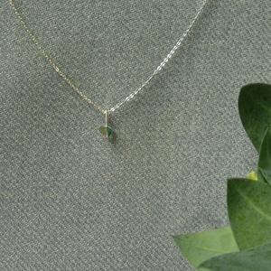 ezüst-türkiz szív medál, Medálos nyaklánc, Nyaklánc, Ékszer, Ékszerkészítés, Ötvös, 925-ös finomságú ezüstből készült ez a szív medál, aminek a felébe egy türkiz kő került. a szív 5mm-..., Meska