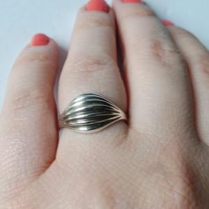 -30%  ezüst gyűrű    (piroekszer) - Meska.hu