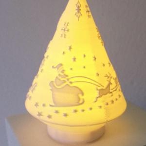 Karácsonyi Fények (PlasticPuppet) - Meska.hu