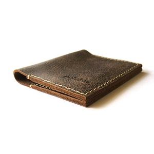 Papírpénz tartó - bőr tárca - Vékony kártyatartó - Marsabit - Polokov Leather, Férfiaknak, Táska, Táska, Divat & Szépség, Pénztárca, tok, tárca, Pénztárca, Varrás, Bőrművesség, * Anyaga: rusztikus barna marhabőr\n\n* 1-1 papírpénz vagy kártyatartó zseb (legkevesebb 5-5 db kártya..., Meska
