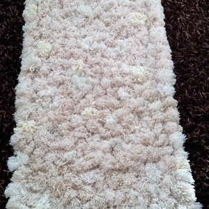 Pom pom szőnyeg (pongikata) - Meska.hu