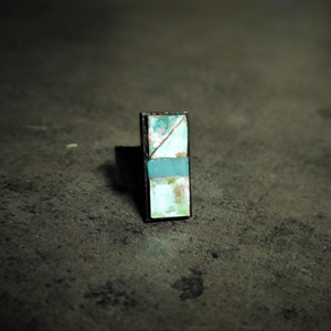 Patinázott rézmozaik gyűrű (2,5x1 cm) - INGYEN POSTA, Ékszer, Gyűrű, Ékszerkészítés, Mozaik, Patinázott rézmozaikból és üvegmozaikbók kézzel készült gyűrű (2,5x1 cm)\n\n\nTermékeim között találsz ..., Meska