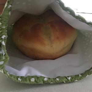 Frissentartó pékárutároló szett, kenyeres zsák PUL réteggel (by PoppyTime) (PoppyTime) - Meska.hu