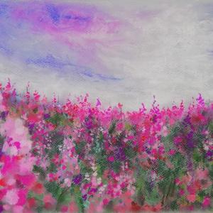 Szaladj!, Művészet, Festmény, Pasztell, pasztell festmény 29.7x42 cm, Meska