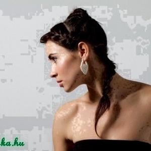 'Angyalszárny'  fülbevaló - ékszer - fülbevaló - fülgyűrű - Meska.hu