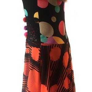 Pomponos ruha (psycat) - Meska.hu