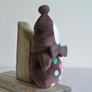 Csokis muffin - plüss manóbaba (pueretpuella) - Meska.hu