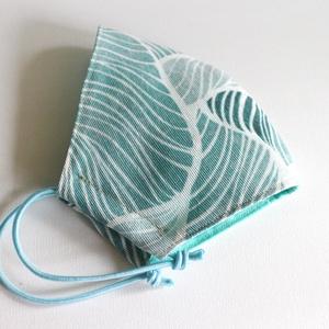 Szájmaszk - mosható, többször használható, Táska, Divat & Szépség, Ruha, divat, Kendő, Arcmaszk, szájmaszk,    Egyedi készítésű 2 rétegű, mosható és vasalható szájmaszk.  A maszk két rétegből áll. Egy külső m..., Meska
