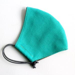 Szájmaszk - mosható, többször használható, Táska, Divat & Szépség, Ruha, divat, Kendő, Szépség(ápolás), Maszk, szájmaszk, Egészségmegőrzés, Varrás,   Egyedi készítésű 2 rétegű, mosható és vasalható szájmaszk.  A maszk két rétegből áll. Egy külső m..., Meska