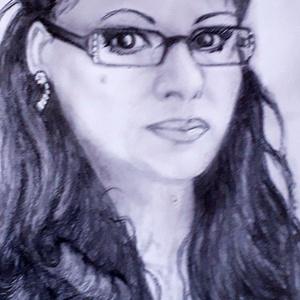 Portré rajzolás, Portré, Portré & Karikatúra, Művészet, Fotó, grafika, rajz, illusztráció, Portré rajzolása fénykép alapján.\nB5 méretben, 1 személyes: 10000.- Forint\nB5 méretben , 2 személyes..., Meska