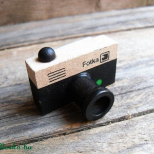 Kreatív Vintage Kamera Fényképezőgép mintás fa nyomda - Fotka, Papír, Scrapbook, Vintage stílusú fa nyomda    Nyomda mérete: 4 x 2,5 x 1,2cm  Gumi fejjel  Kapható boltomban hozzá ti..., Meska