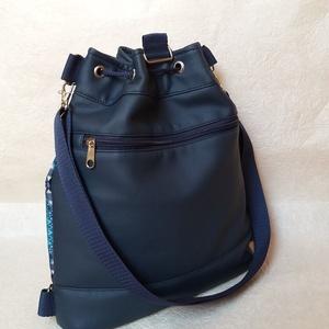 3:1 Mandala mintás táska/ hátizsák - táska & tok - variálható táska - Meska.hu