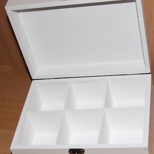 Egyedi, fényképes tea doboz, fotótranszferrel. :-) - Meska.hu