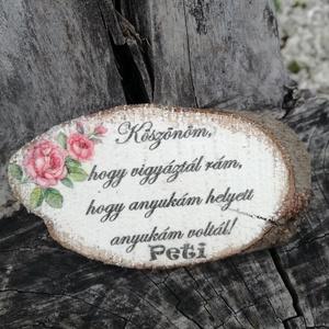 Személyes köszönet az Óvónéninek-hűtőmágnes.  :-) - Meska.hu