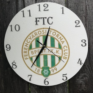FTC-Fradis, fa falióra, transzferálva. :-) - Meska.hu