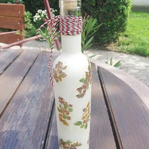 Fotós-feliratos italos üveg, vadászoknak. :-) - Meska.hu