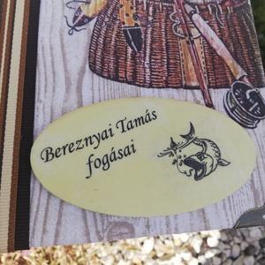 A horgász fotóalbuma, egyedi mintával. :-) - Meska.hu
