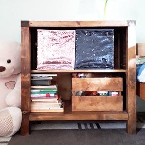 Rusztikus tömör fa komód, szekrény, polc, kizárólag természetes alapanyagokból,  egyedileg méretre készítve, Otthon & lakás, Bútor, Komód, Polc, Famegmunkálás, Rusztikus tömör fa komód, szekrény, polc, kizárólag természetes alapanyagokból, egyedileg méretre ké..., Meska
