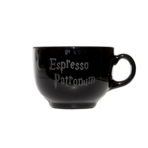 Espresso patronum kávéskészlet, Otthon & Lakás, Konyhafelszerelés, Bögre & Csésze, Gravírozás, pirográfia, A készlet egy kávéscsészét (kb 2 -2,2 dl), egy csészealjat (14 cm) tartalmaz.\n\nAnyaga: edzett üveg\nA..., Meska