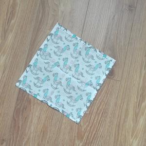 Textílszalvéta- hintalovas, 1 db  (ritakreativ) - Meska.hu