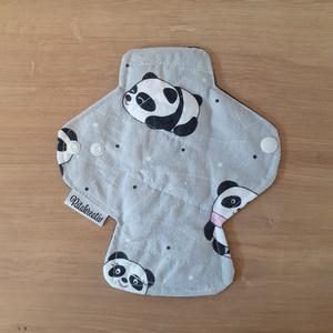 Prémium egészségügyi betét mini mosható - panda (ritakreativ) - Meska.hu