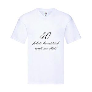 Fehér póló , Ruha & Divat, Férfi ruha, Póló, Mindenmás, Fehér póló. Különböző méretekben, választható felirattal.\nA listában nem szereplő méret vagy évszám,..., Meska