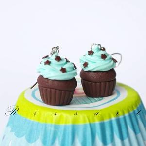 Menta muffin (RizsArt) - Meska.hu
