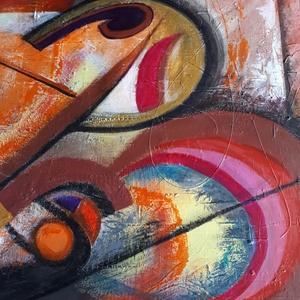 Absztrakt num.1 by Andi (Roberta1) - Meska.hu