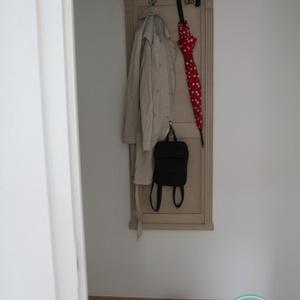 vintage kalaptartó, előszoba fal - egyedi méretben is rendelhető (rozsakert22) - Meska.hu