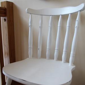 Vintage szék (rozsakert22) - Meska.hu