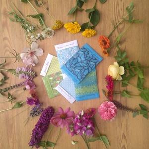 Esküvői virágmag köszönőajándék, Köszönőajándék, Emlék & Ajándék, Esküvő, Virágkötés, Ha kedveled a természetes dolgokat, és szeretnél a megszokottól kicsit eltérő köszönőajándékot adni,..., Meska