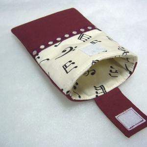 Mobiltok, tolltartó, zsebkendőtartó... (rozsamoni) - Meska.hu