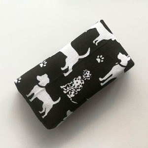 1 db kutyás zsebkentő tartó tok, papírzsebkendő tartó tok - mintás zsepitartó tok, papírzsebkendő tartó tok (Ruciwebshop) - Meska.hu