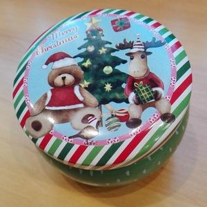 Karácsonyi Feltöltő szérum 50 ml, toxin és kőolaj-származék mentes (Saleva) - Meska.hu