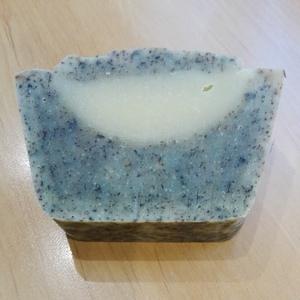 Zsálya szappan kb 100 gr, vegán, kőolajszármazék-, aroma-, tartósítószer-, pálmaolaj mentes (Saleva) - Meska.hu