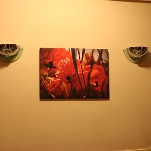 Piros ruhás lányok (Sandu) - Meska.hu