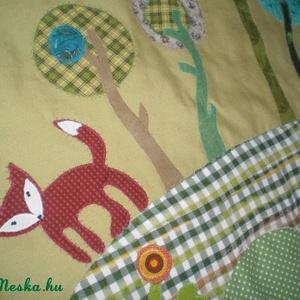 Manós falvédő kb 160x140 cm, de nem téglalap alakú (Sarahuncutsagai) - Meska.hu