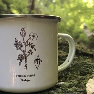 Botanic bögre (SCDESIGN) - Meska.hu