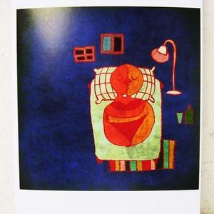 Szerelmeskedés képeslap (schalleszter) - Meska.hu