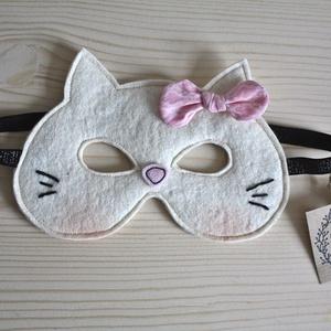 Hello Kitty álarc - gyerekeknek (serendipity22) - Meska.hu