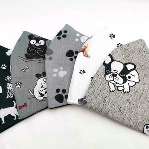 Kutyás maszk csomag, 5 db-os szájmaszk készlet igazi kutyus rajongóknak , Maszk, Arcmaszk, Varrás, Bízom benne, hogy létezik még rajtam kívül kutyus rajongó, aki szívesen visel ebben a nehéz helyzetb..., Meska