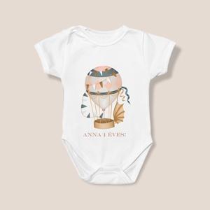 Rövid/hosszú ujjú szülinapi body, Ruha & Divat, Babaruha & Gyerekruha, Body, Fotó, grafika, rajz, illusztráció, Közeleg kisbabád szülinapja? Nem csak az első születésnapja lehet emlékezetes, nálunk egészen 104-es..., Meska