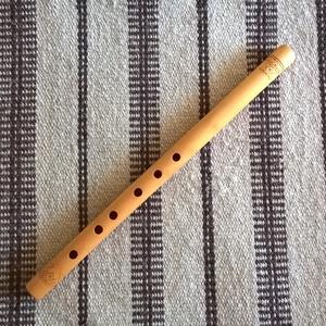 """peremfurulya - \""""H\"""", Egyéb, Hangszer, zene, Famegmunkálás, Népi játék és hangszerkészítés, A peremfúvós hangszerek valószínűleg a legősibb sípfélék közé tartoznak. Ezek a zeneszerszámok világ..., Meska"""