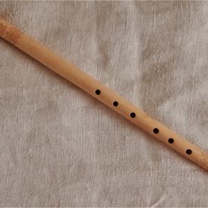 """dunántúli hatlyukú furulya - \""""Asz\"""", Művészet, Hangszer & Hangszertok, Famegmunkálás, Népi játék és hangszerkészítés, A Kárpát-medencében hatlyukú pásztorfurulya-típusok egyik jellegzetes képviselője a dunántúli furuly..., Meska"""