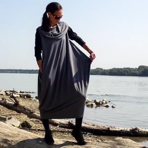 Oversize ruha, Táska, Divat & Szépség, Ruha, divat, Női ruha, Ruha, Varrás, Bő szabású, lezser darab, ami ápol és eltakar, ugyanakkor fesztelen, kényelmes viseletet biztosít.\nR..., Meska