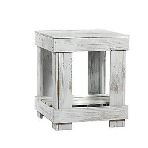 Lerakó asztalka / Éjjeli szekrény, Otthon & lakás, Bútor, Asztal, Lakberendezés, Tárolóeszköz, Famegmunkálás, Festett tárgyak, Raklapból készül ez a szuper rusztikus kisbútor.Modern bútorok mellett is nagyon jól kihasználható.D..., Meska