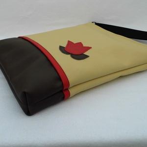 Tulipános táska (smagdi) - Meska.hu