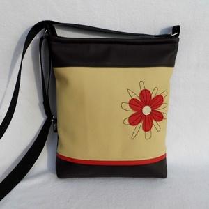 Firkavirágos női táska (smagdi) - Meska.hu