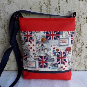 LONDON - női táska, Táska & Tok, Válltáska, Kézitáska & válltáska, Varrás, Meska