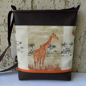 Zsiráfos női táska  (smagdi) - Meska.hu